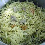 recette NOUILLES A L'INDONESIENNE (Bakmi goreng)