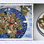 recette almejas pour l'apéritif - tapas