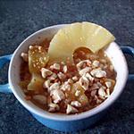 recette Mini-cocotte pomme ananas