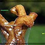 recette CHURROS OU CHICHIS CHAUDS