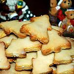 recette Petits biscuits Alsaciens