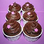 recette Cupcakes chocolat ou Nutella