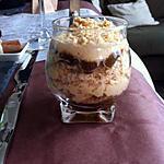 recette Verrines au foie gras (une idée original de déguster du foie gras pour les fêtes)