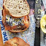 recette Le sandwich à la Jamie Oliver