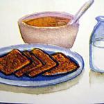 recette creme de pain d epice