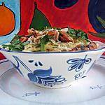 recette Salade de choucroute crue aux moules