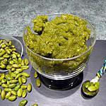 recette Pâte de pistache