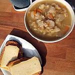 recette La soupe au caillou