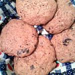 recette Cookies au cacao et au chocolat noir