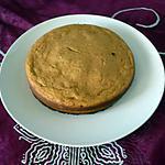 recette Gâteau à la compote de pommes( maison)
