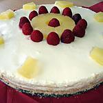 recette Dessert frais à l'ananas facile (bolo fresco de ananas)