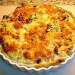 recette Ma tarte aux poireaux