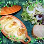 recette Tartiflette en mini cocotte