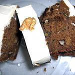 recette Cake potiron/carotte et fruits secs