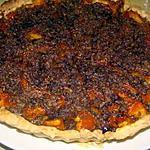 recette Tarte aux pommes et au potiron