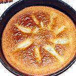 recette Gâteau tendre aux bananes