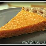 pumpkin pie - pâte au son d'avoine