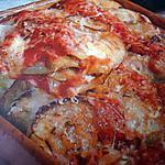 recette TIAN de tomates et d aubergines