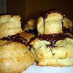 recette Religieuses à la crème vanille et au chocolat