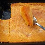 recette Moelleux de butternut aux amandes