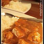 recette curry japonais d'automne
