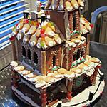 recette Christmas Hansel & Gretel Gingerbread House !