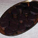 recette Petits sablés au chocolat et à la fleur de sel