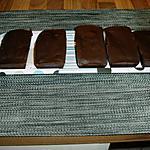 recette terrine de chocolat au kinder maxi