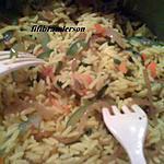 recette riz aux legumes