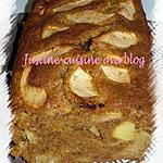 recette Cake aux pommes et speculoos