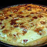 recette Ravioles de Romans en tarte au roquefort ...