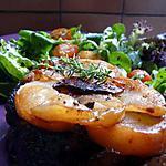recette Boudin noir aux pommes façon tatin