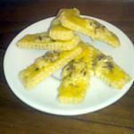 recette petits biscuits salés au fromage et cumin