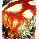 recette cannelloni ricotta-épinard