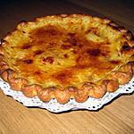 recette Tarte aux oeufs ( sucre )