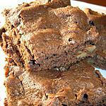 recette Brownie au caramel au beurre salé