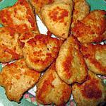recette Coeur de nuggets de poulet
