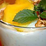 recette Riz aux saveurs des îles