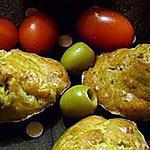 recette MADELEINE PESTO PIGNON