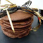 recette Pancakes chocolatés régime