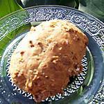 recette Petits pains au chocolat noir