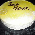 recette bavarois coco citron