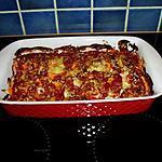 recette gratin d'aubergine courgette et carotte