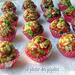 recette ~Boules aux dattes~