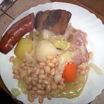 recette Potée au jambonneau et haricots blancs