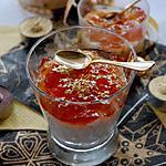 recette Riz au lait à la gelée de coing