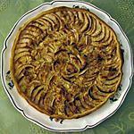 recette tarte aux pommes de mon enfance