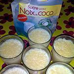 recette Riz au lait des îles