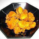 recette tajine à l'abricot