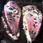 recette Filets de Rougets  farçis à la tapenade